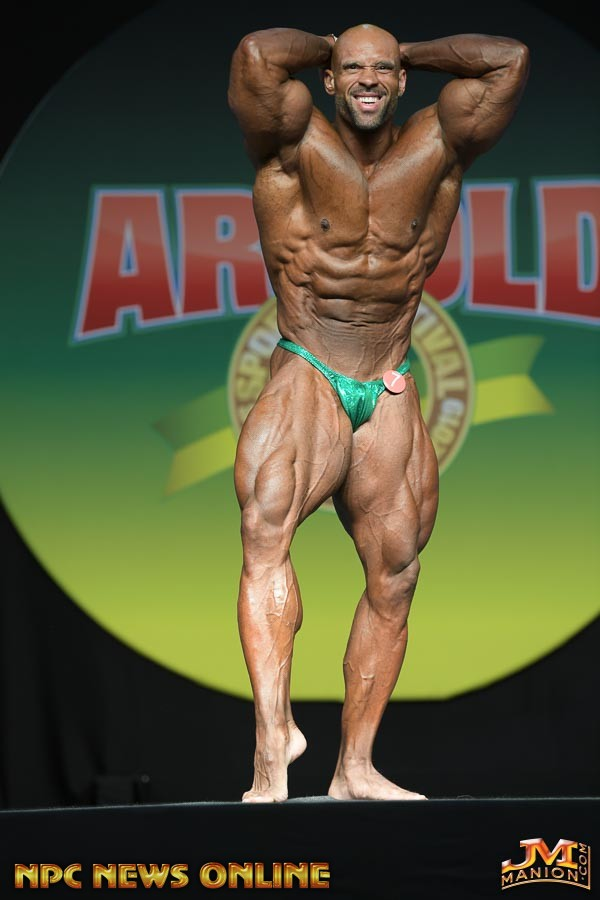 2019 Arnold Classic South America juan morel pro ifbb