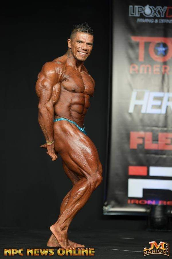 2019 muscle contest irland