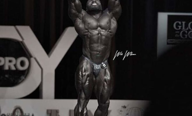 akim williams pro ifbb