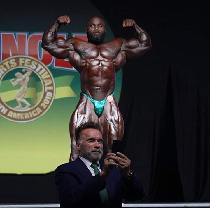 2019 arnold classic south