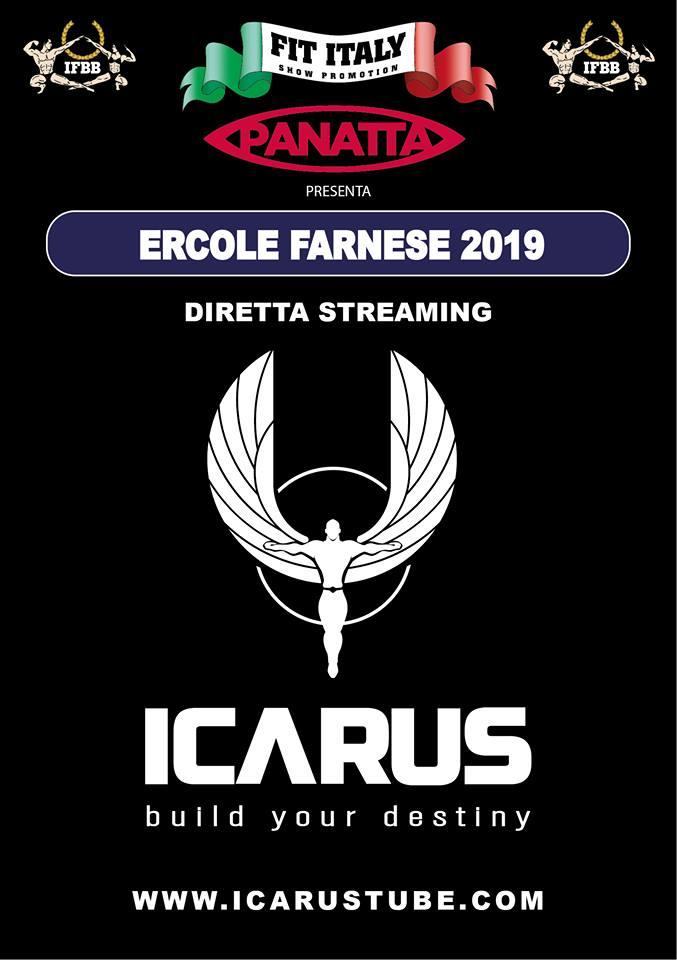 2019 ercole farnese ifbb italia diretta streaming