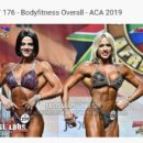 angela eremo 2019 arnold classic africa