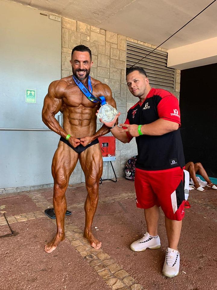 2019 olympia amateur portogallo