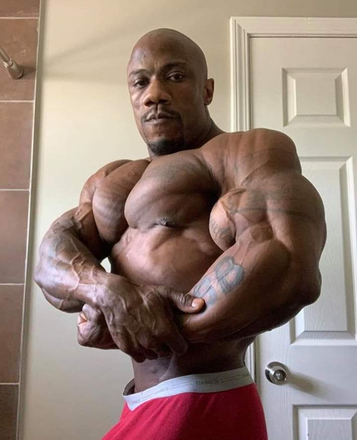 charles griffen pro ifbb