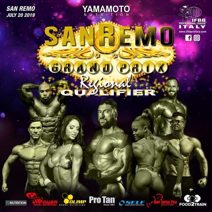 2019 san remo grand prix regional qualifier