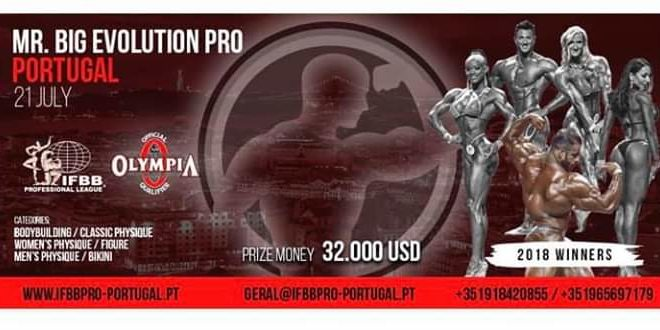 2019 ifbb mr big evolution line up