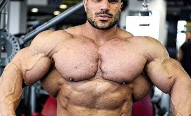Hassan Monstafa IFBB PRO