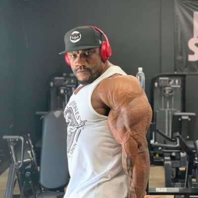 charles griffin pro ifbb