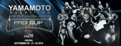 2019 yamamoto cup pro ifbb league