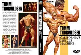 Tommi Thorvildsen pro ifbb