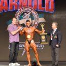 2018 arnold classic amateur brasil overall bodybuilding Oscar Zaracho
