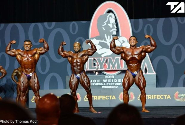2019 mr olympia 212 division pro ifbb