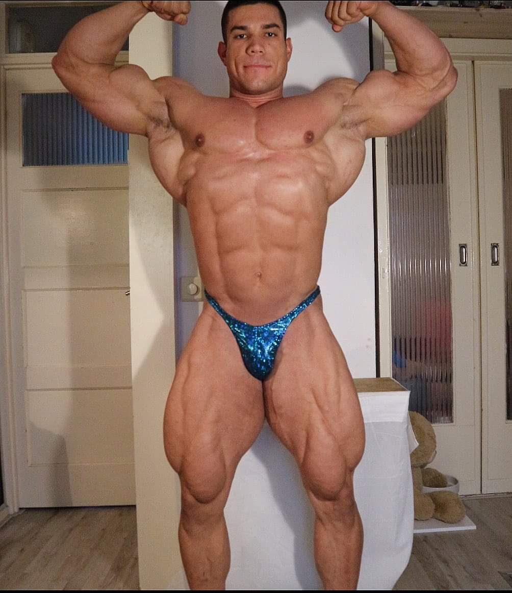 road to 2019 arnold classic europe ifbb elite pro Lorenzo Leeuwe ifbb elite pro