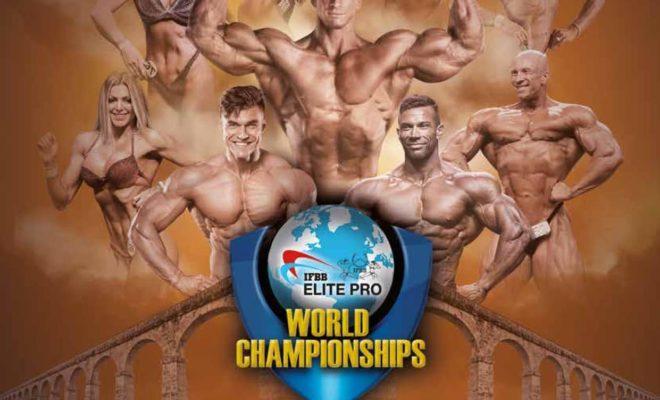 2019 IFBB ELITE PRO WORLD CHAMPIONSHIPS