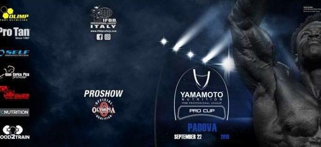 2019 YAMAMOTO CUP IFBB PRO LEAGUE