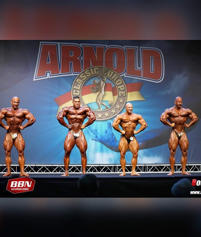 2019 arnold classic europe