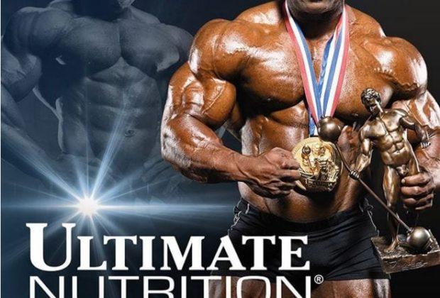 dexter jackson ultimate nutrition atlete