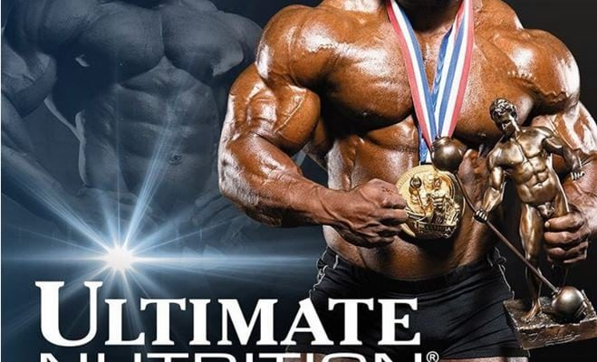 dexter jackson ultimate nutrition atlete