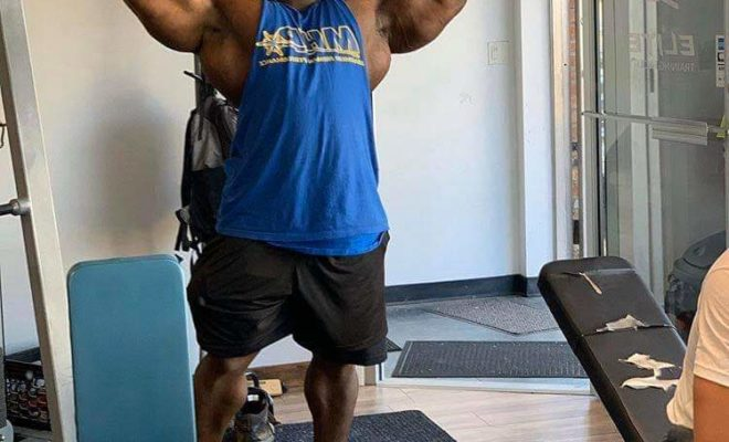 akim williams pro ifbb offseason novembre 2019