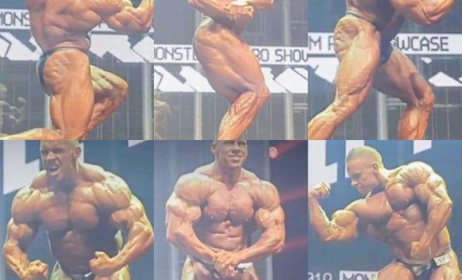 daniel toth pro ifbb 2019 ifbb monsterzym pro men's bodybuilding