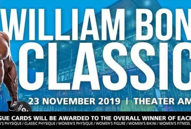 2019 william bonac ifbb pro qualifier