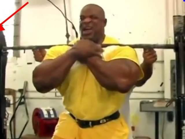 ronnie coleman pro ifbb 8 volte mr olympia