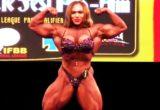 Nataliya Kuznetsova pro ifbb