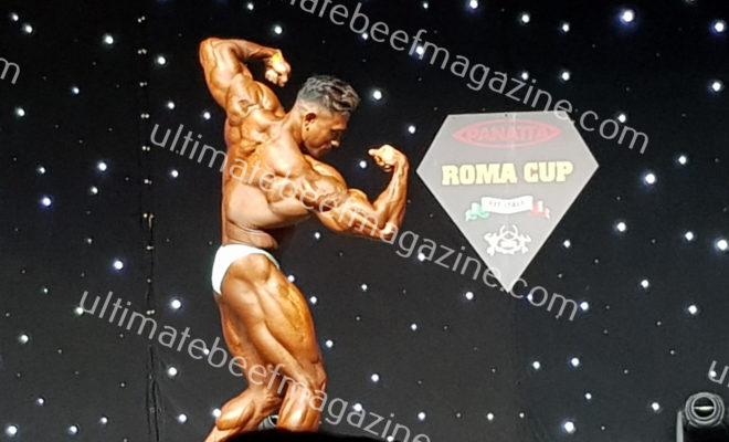 2019 ROMA CUP IFBB ITALY