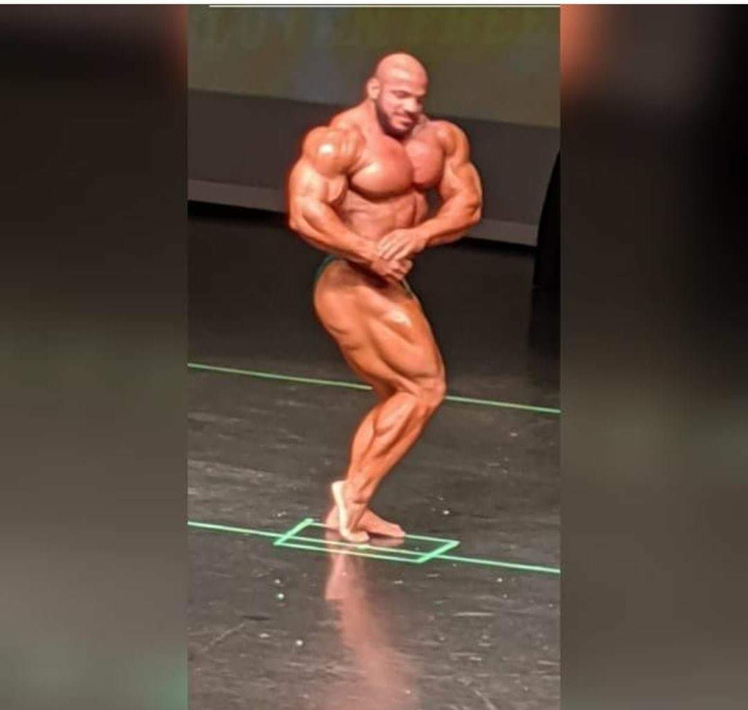 big rami in offseason novembre 2019 pro ifbb