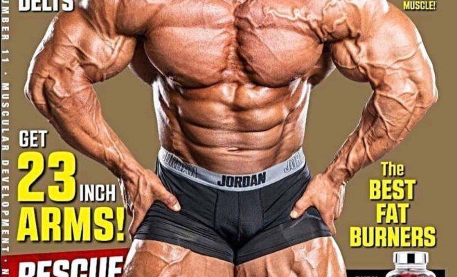 muscular development novembre 2019