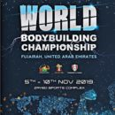 2019 IFBB WORLD MEN'S CHAMPIONSHIPS