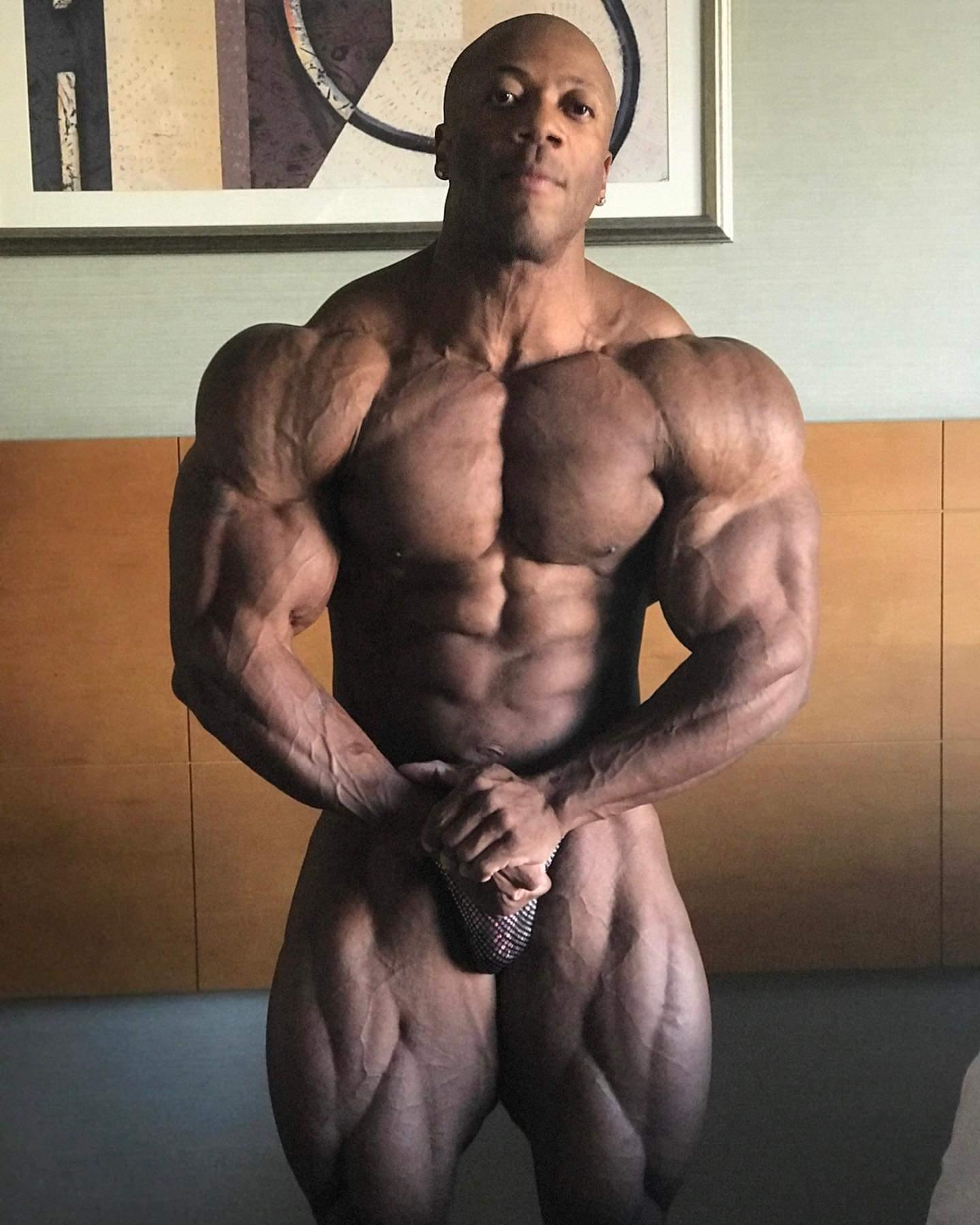 Shawn Rhoden del 9 novembre 2019 in offseason