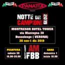 NOTTE DEI CAMPIONI IFBB ITALIA 2019