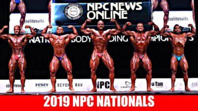 2019 NATIONALS NPC