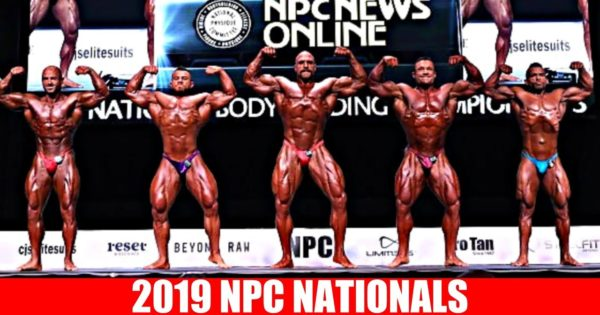 2019 NATIONALS NPC