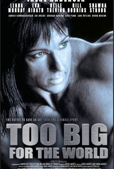too big for the world