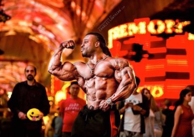 william bonac pro ifbb