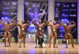 2019 IFBB ELITE PRO MASTERS WORLD CHAMPIONS FULL RESULTS