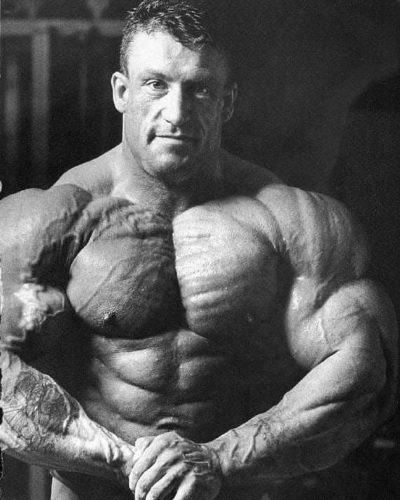 dorian yates pro ifbb 6 volte mister olympia
