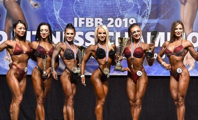 World Fitness Championships in Bratislava 2019