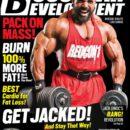 muscular development maggio 2019
