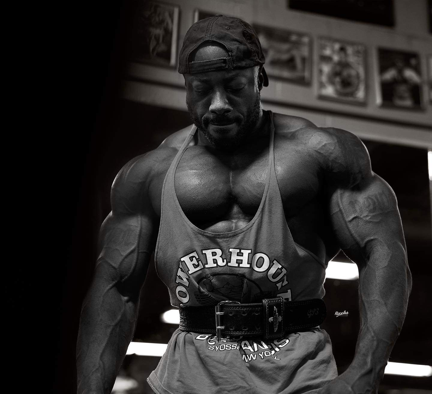 George Peterson pro ifbb