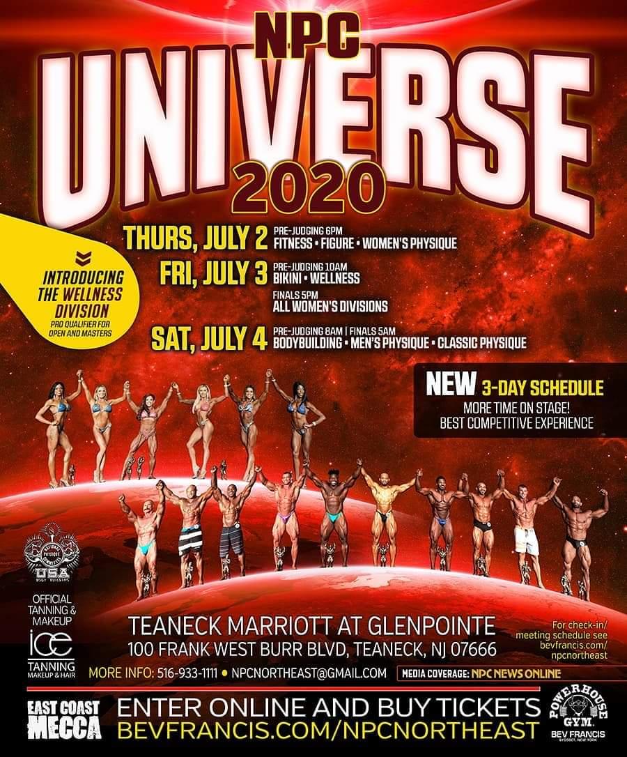 npc universe 2020