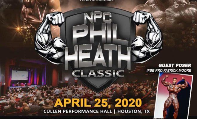 2020 npc phil heath classic
