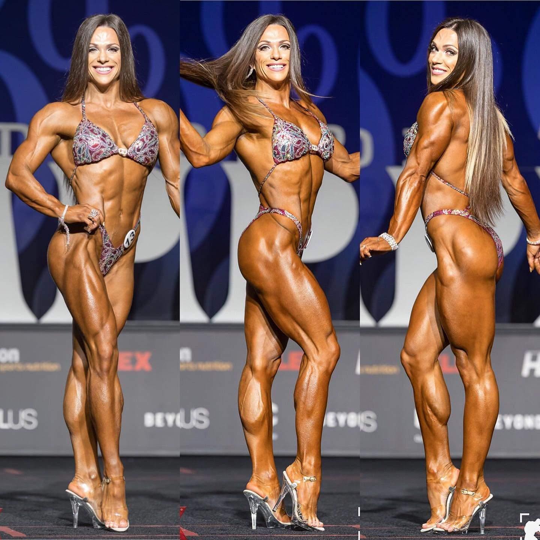 okasana grishina pro ifbb miss olympia fitness