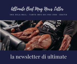 la newsletter di ultimate