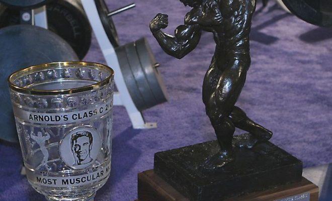 trofeo arnold classic ohio