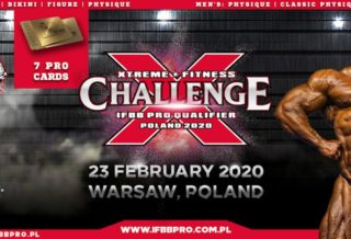 2020 Xtreme Fitness Challenge Poland