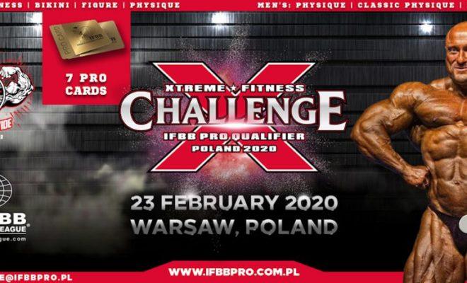 2020 Xtreme Fitness Challenge Poland