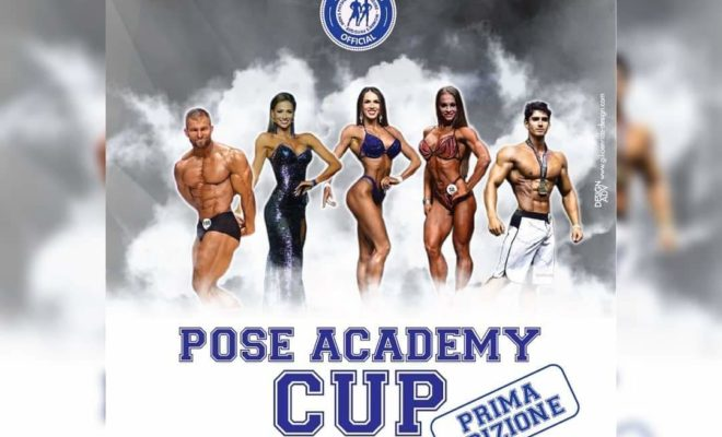 pose academy cup 2020 ifbb italia